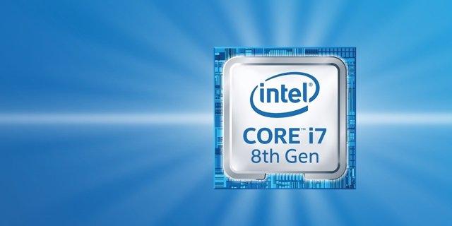 Procesador Intel Core de octava generación