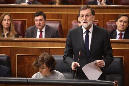 Rajoy elogia la I+D española y achaca a la etapa del PSOE los recortes que sufrió el sector