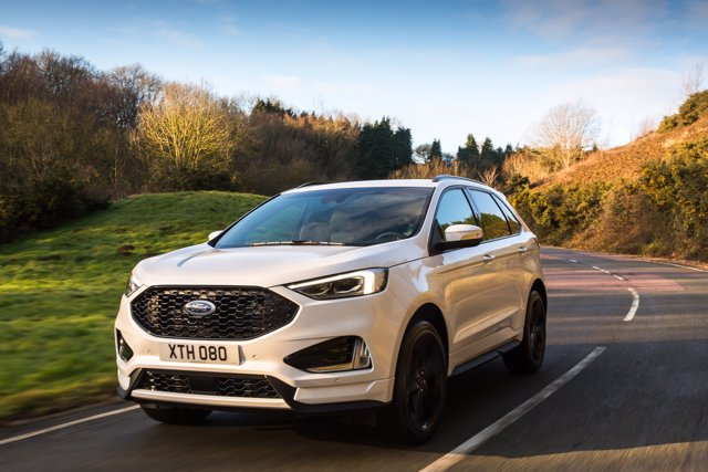 Nuevo todocamino Ford Edge