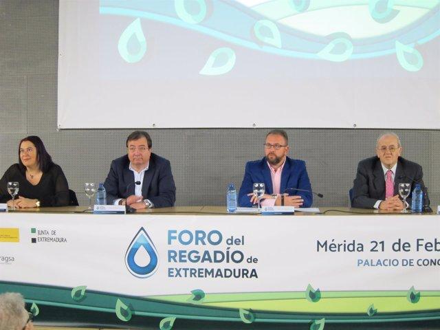 Foro De Regadío De Extremadura