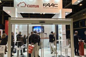 Clemsa apuesta en Smart Doors por la eficiencia energética y la seguridad en sus productos