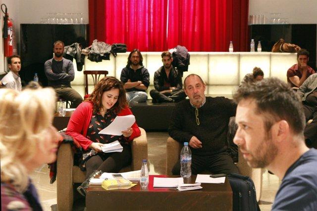 Jorge Roelas Dirige El Casting De 'Maletas', De Factoría Echegaray Málaga