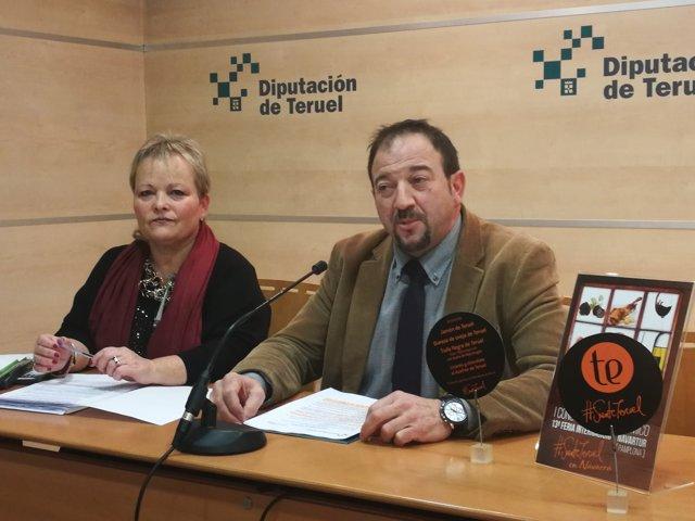 Presentación de la promoción turística de la provincia de Teruel