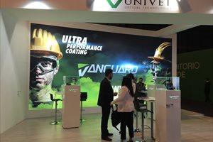 La empresa italiana Univet crea las primeras gafas de seguridad con realidad aumentada y las expone en Sicur 2018