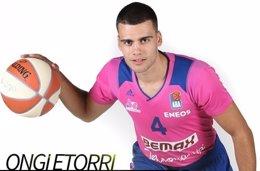 Nikola Rebic se incorpora al RETAbet Bilbao Basket