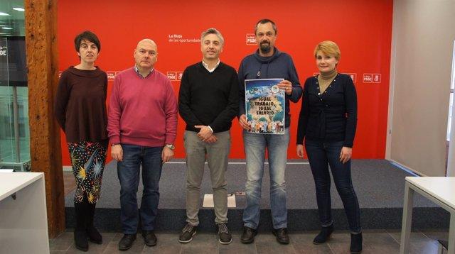 Reunión CSIF Y PSOE