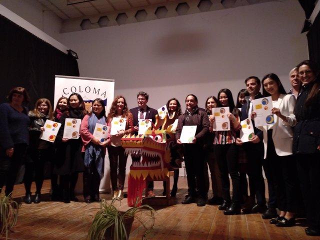 Presentación del Aula Confucio de Jerez