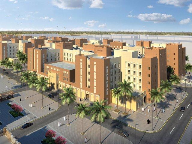 Promoción de Coprosa en Qatar