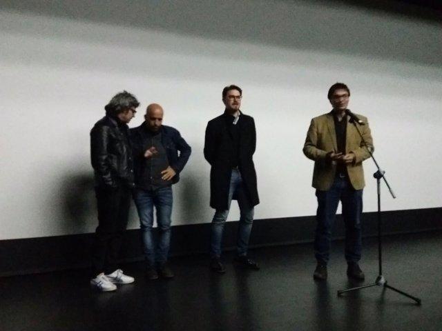 Presentación de un documental sobre 091 en la Filmoteca de Andalucía