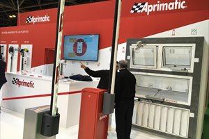 La automatización de la vivienda, la novedad que presenta la empresa Aprimatic en Smart Doors 2018