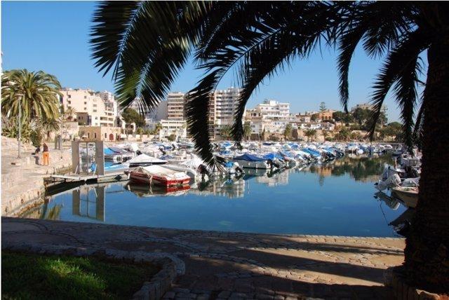 Puerto de Baleares