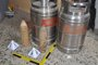 Detenido en Sevilla por vender en Internet dos proyectiles de artillería de la Guerra Civil
