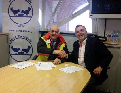 CESCE firma un convenio de colaboración con el Banco de Alimentos