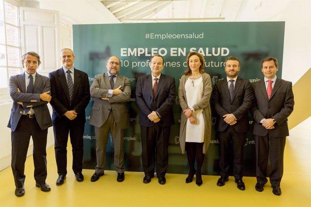 Presentación informe Salud y Empleo