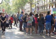 Les pernoctacions hoteleres a Catalunya creixen un 3% el mes de gener impulsades pel turisme estranger (Europa Press)