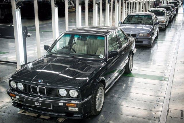BMW Serie 3 en Rosslyn (Sudáfrica)