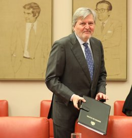 Iñigo Méndez de Vigo comparece en la Comisión de Cultura del Congreso