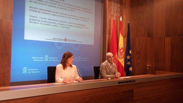 Presentación de la Encuesta de Necesidades y de Inclusión Social