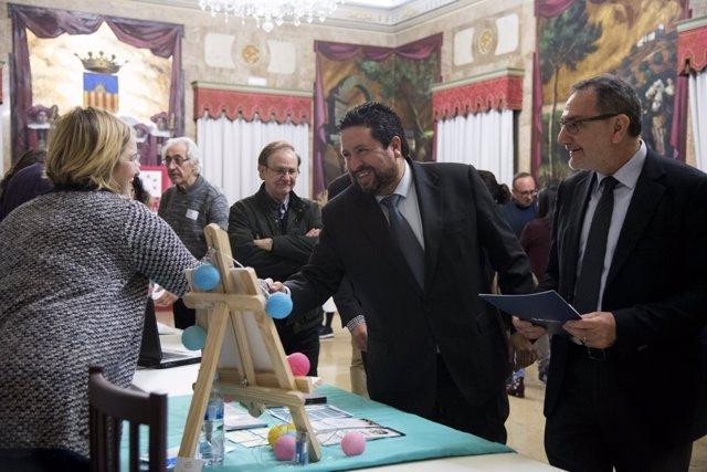(Con Foto) Ndp El Gobierno Provincial Y La Uji Vertebran Una Red De Trabajo Para