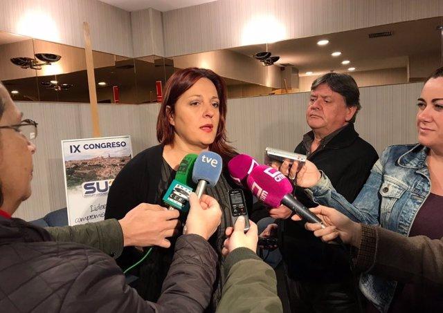 Mónica Gracia, SUP