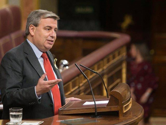 Jordi Xuclà, diputado del PDeCAT