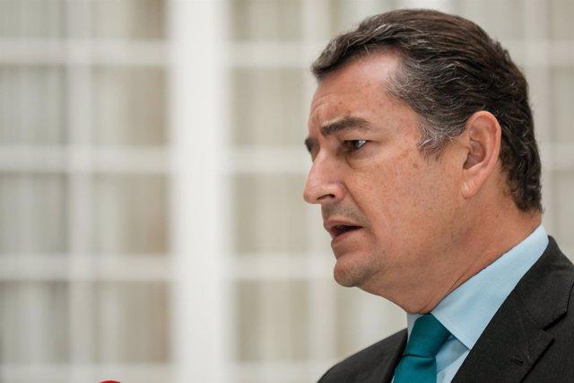 Antonio Sanz, en una foto de archivo.