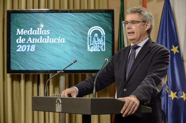 Juan Carlos Blanco, este jueves