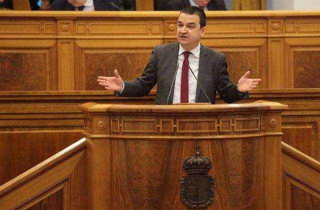 Francisco Martínez Arroyo, consejero
