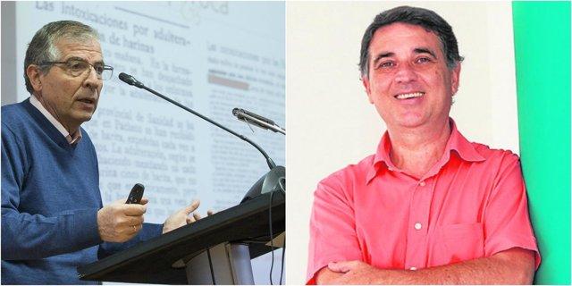 Manuel Hernández Córdoba y Rafael García Molina