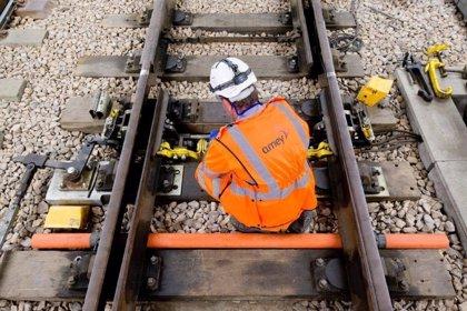 Ferrovial se queda con obras ferroviarias de la constructora quebrada Carillion