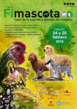 Cartel de Fimascota 2018