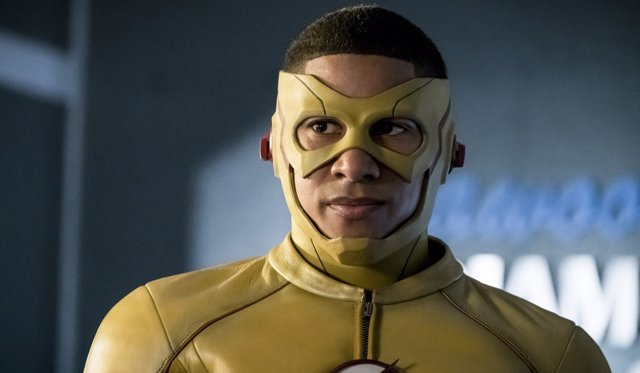 Keiynan Lonsdale en The Flash