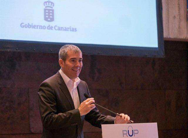 Np180111 Clavijo Presenta Agenda Rup + Pdf De La Presentación + Fotos