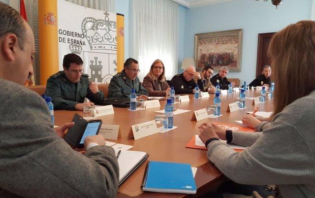 Reunión de balance de la campaña de aceituna