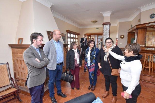 Nota De Prensa Y Fotografías: Granadilla Salud Mental
