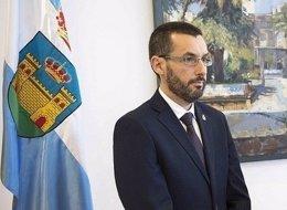 Juan Franco, alcalde de La Línea