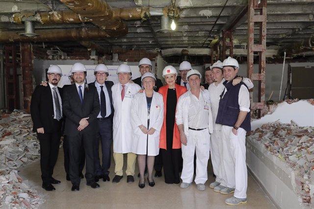 Cifuentes Presenta El Plan De Inversiones En Infraestructuras En Hospitales De L