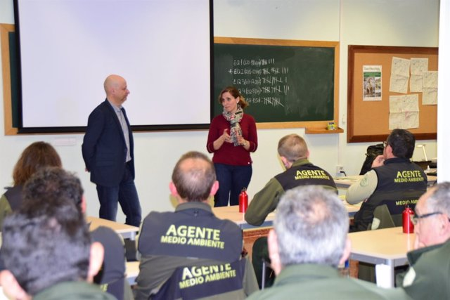 Jornada de formación a personal que participa en el Plan Infoca