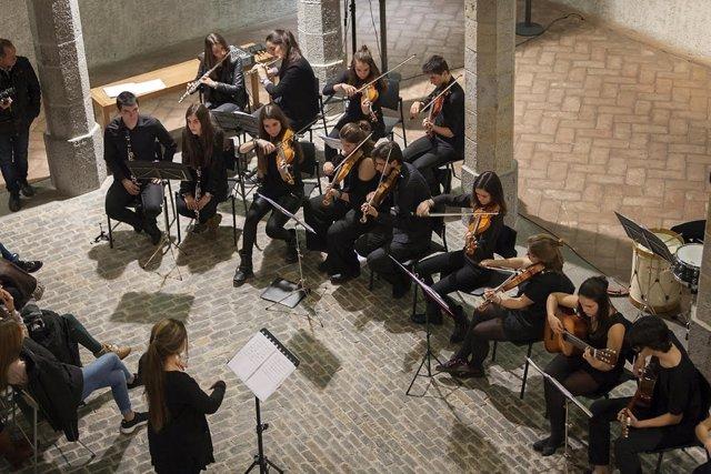 Orquesta Atrilia.
