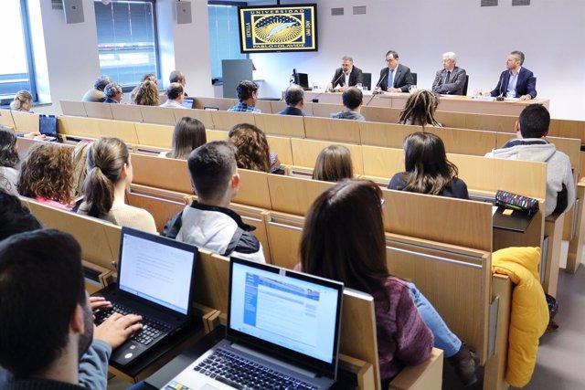 Seminario sobre innovación docente en la Universidad Pablo de Olavide (UPO)