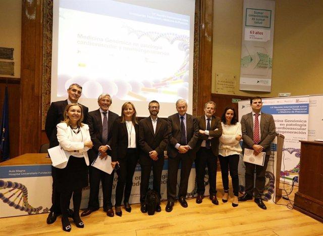 2018 02 22 Ponentes Y Representantes Del IIS-FJD, La FJD Y El Instituto ._