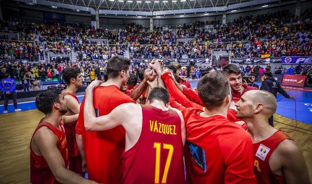 Fran Vázquez lidera a la selección española en la primera 'ventana'