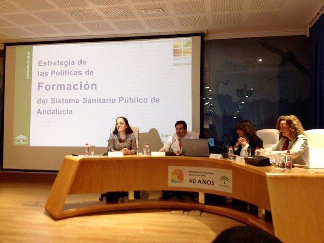 Presentación provincial de la Estrategia de Formación sanitaria