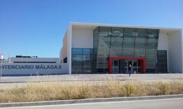 Cárcel de Archidona Málaga centro penitenciario II prisión