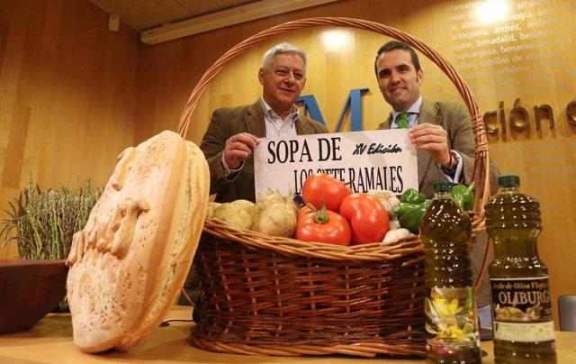 Sopa de los Siete Ramales