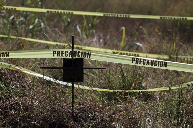 116 Cadáveres Que Fueron Descubiertos El Pasado Mes De Noviembre En Una Fosa