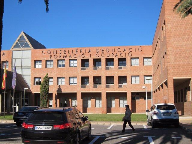 Conselleria De Educación De La Generalitat Valenciana