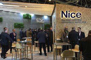 La empresa Nice presenta en Smart Doors 2018 nuevas formas de control de automatismos para puertas de garaje