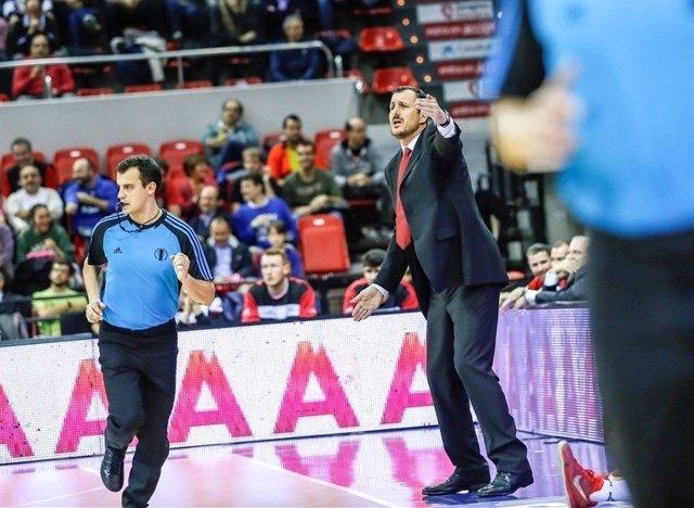 CAI Zaragoza vs. Valencia Basket, Pep Cargol.