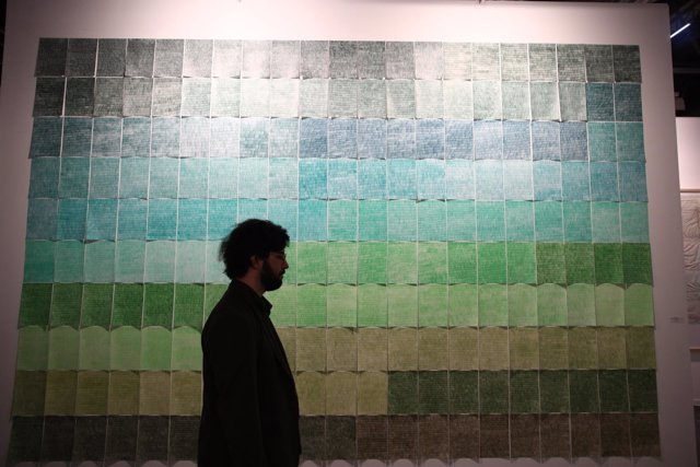 Obra de Maider López en Arco 2018